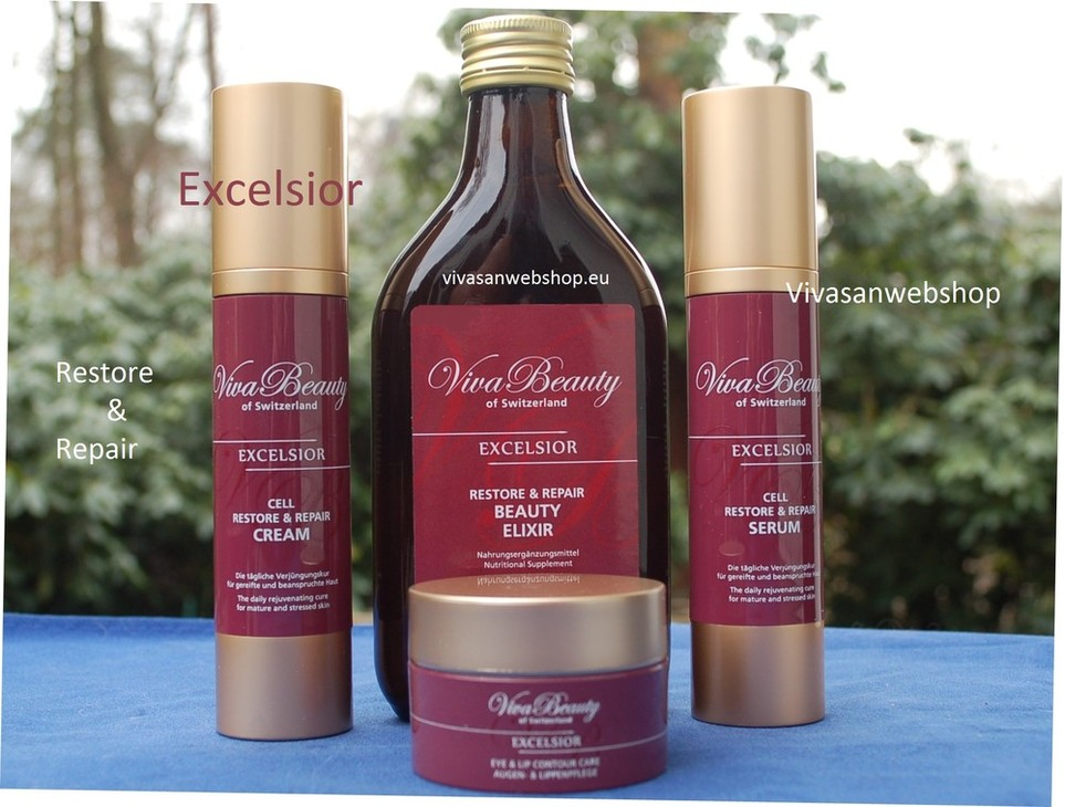 Ambiance viva beauty excelsior natural cosmetics from for Cosval sanotint