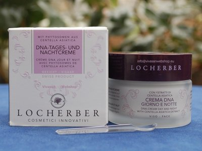 DNA cream 24 hours Locherber 50ml