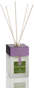 Fig and Rose of Tabriz Fragrance diffuser bamboo sticks 250ml ℮ - 8.45 fl.oz Locherber Home