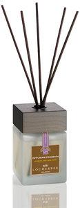 Baltic Amber Fragrance diffuser bamboo sticks 250ml ℮ - 8.45 fl.oz Locherber Home