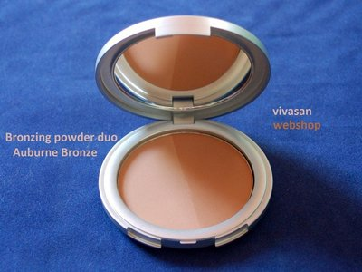 Locherber Bronzing Powder Duo Auburn Bronze 10g BP1