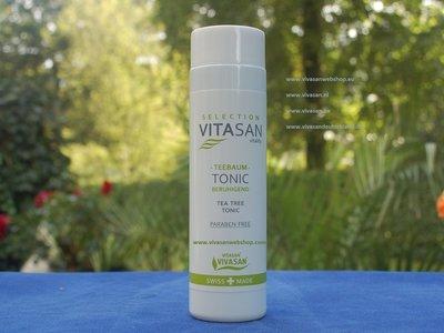 Vivasan Tea tree Tonic, with manuka and rosalina 200ml