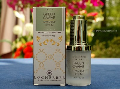 Green Caviar Intensivserum 15ml Locherber