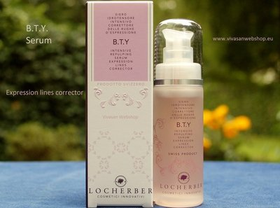 B.T.Y. Serum Intensive Repulping Locherber 30ml