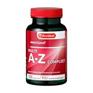Multivitamin A-Z - 24 vitamins and minerals