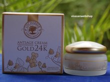 Gold 24K Anti Antiage Cream from Locherber