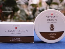 Foot Butter Argana Vitasan Origin Vivasan 100ml
