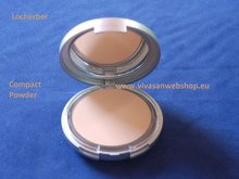 Locherber Compactpowder Natural 10g CP1