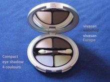 Eye shadow compact 4 colours x 2g Locherber EC1