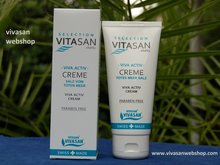 Viva Activ Cream Vivasan 100ml