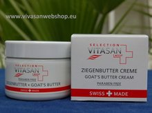 Vivasan Accut Goat's Butter Cream